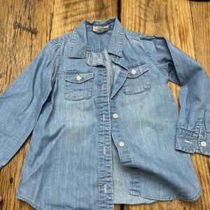 Crewcuts Chambray Shirt
